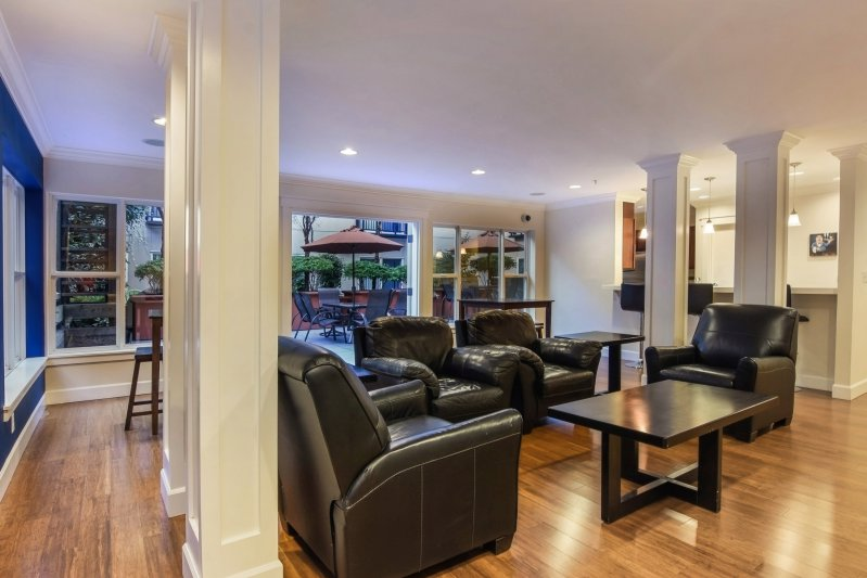Sidney Apartments | Clubhouse
